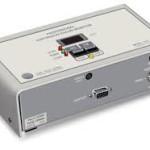Radon testing device