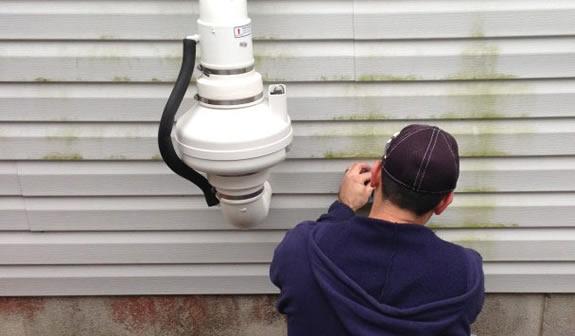 Radon Testing and Mitigation - Greater Toledo, Ohio Area - All Reliance