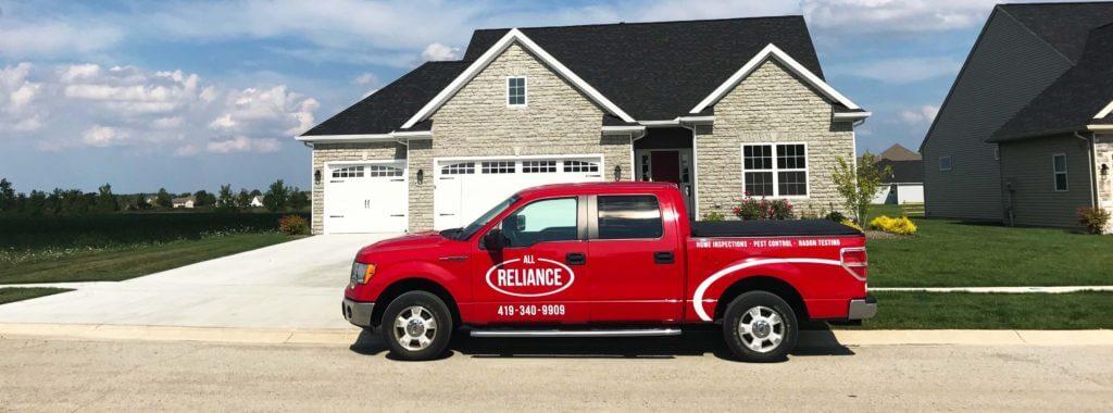 Toledo, Ohio Home Inspectors - All Reliance